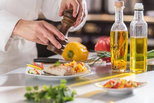 Course Image المبادئ الأساسية في فن الطهي